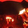 огни Святого Эльма - файршоу