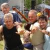 С В. Городзейским, Д. Обуховым и Шадриным на Груше 2009