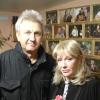 с Жанной Бичевской