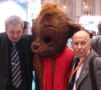 Ремизов, Миша и Медведь